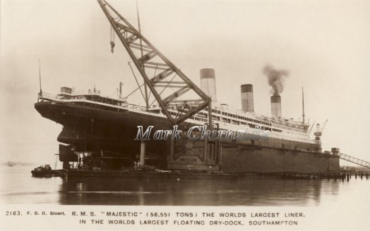Majestic Floating Dry Dock